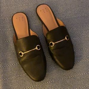 Black loafers (a new day)